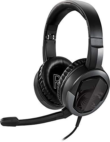 Amazon: Audífonos gaming MSI GH30 V2