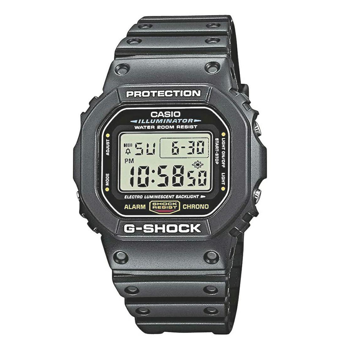 Amazon: Casio G-Shock DW-5600