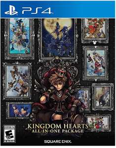 Amazon: KINGDOM HEARTS All-in-One Package
