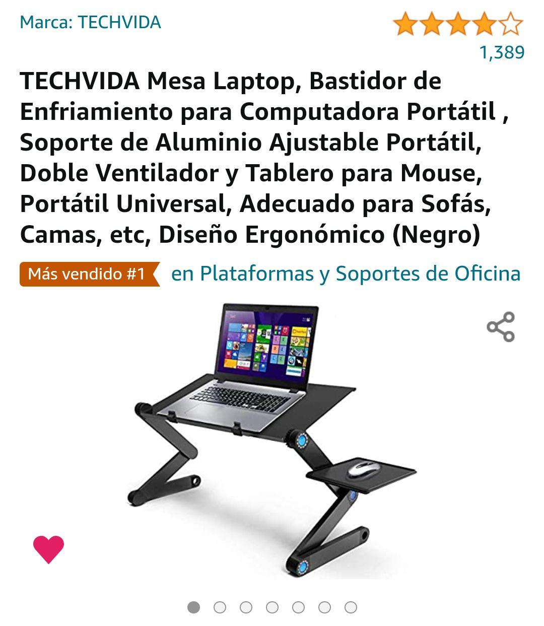 Amazon MX - Mesa para laptop