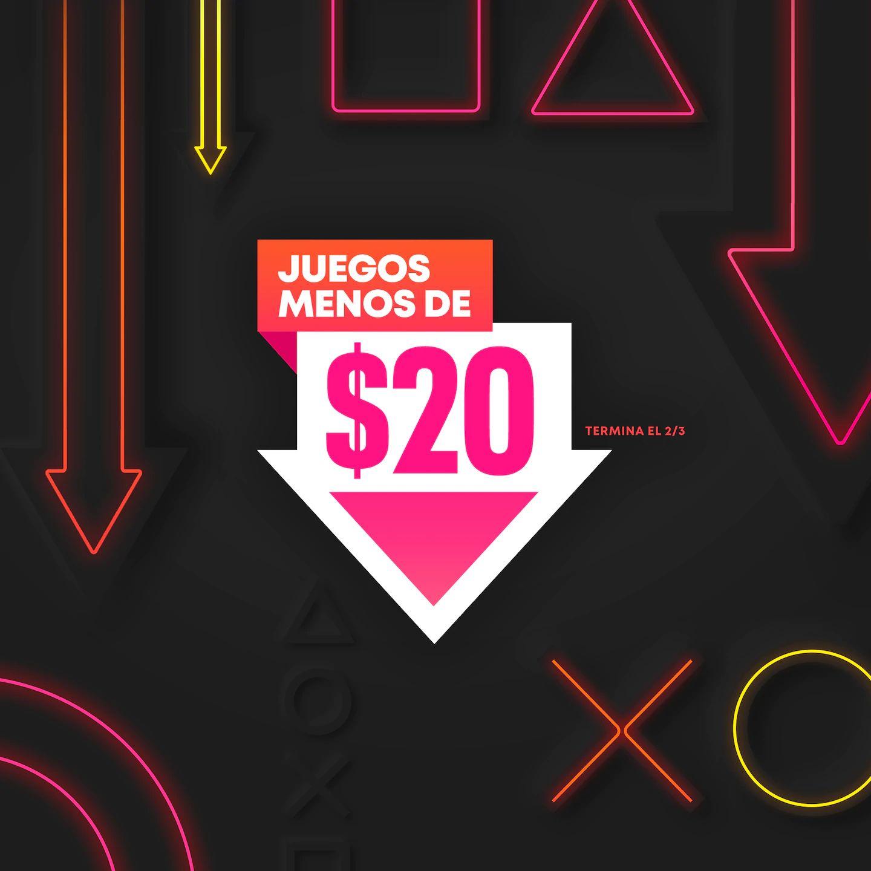 """PS Store: Promoción """"Grandes descuentos"""""""