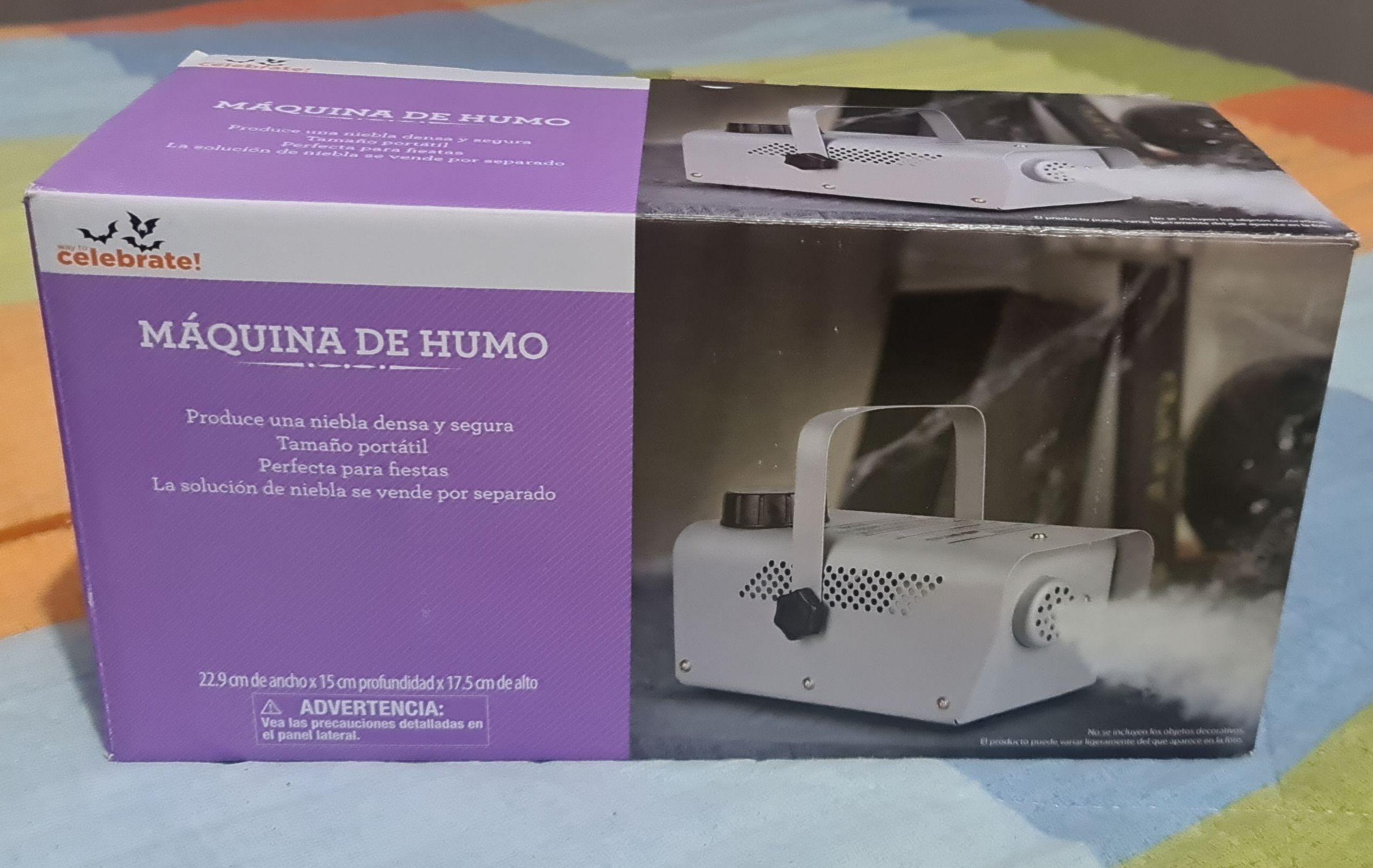 WALMART: MAQUINA DE HUMO