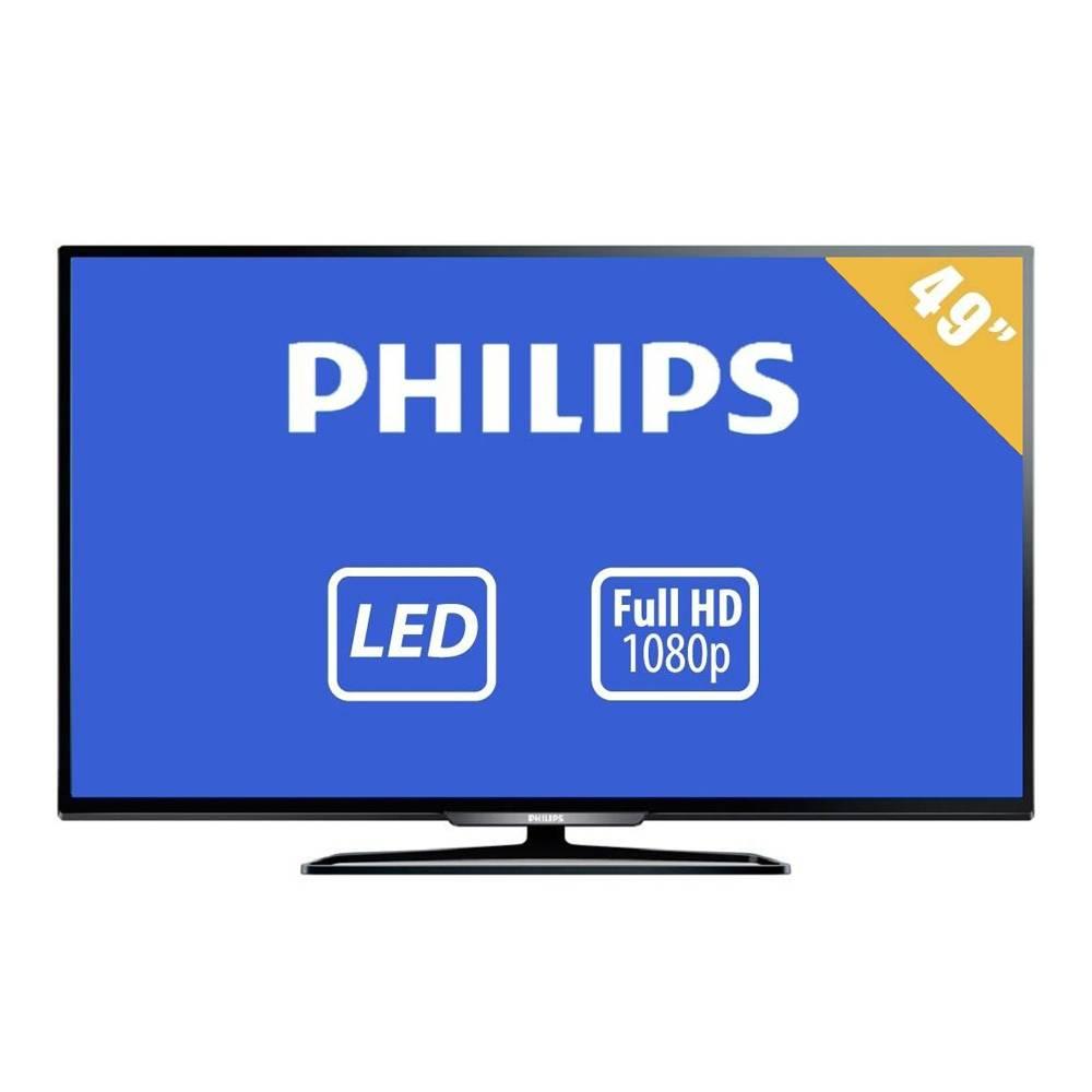 """Walmart en línea: TV Philips 49"""" 49PFL4709/F8 1080p Full HD LED"""