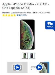 Best buy Iphone XS Máx 256gb