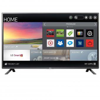 "Linio: TV 55"" Smart  TV Samsung 55LF6090 Full HD (Reacondicionada) - Negro"