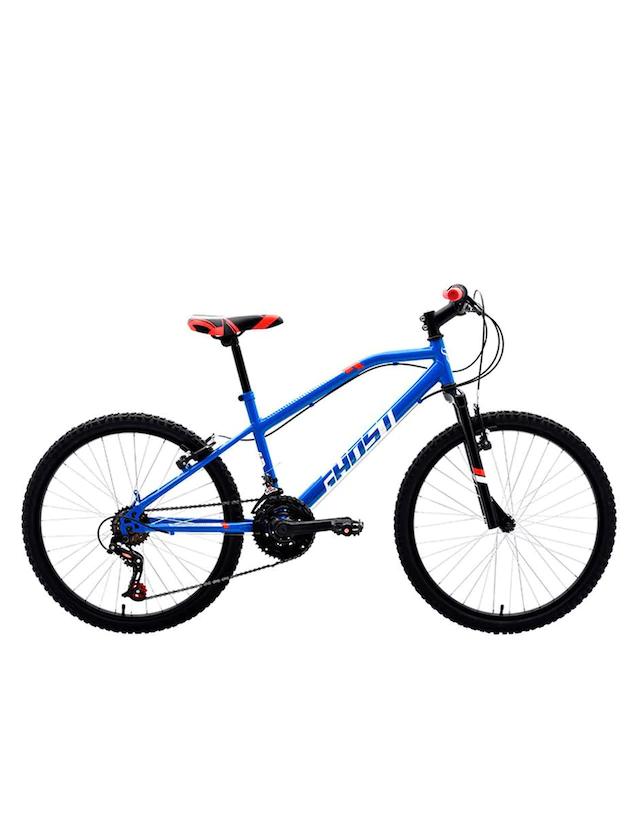 Liverpool: Bicicleta Ghost Saw R24, Azul - Rojo (2,859 con cupón)