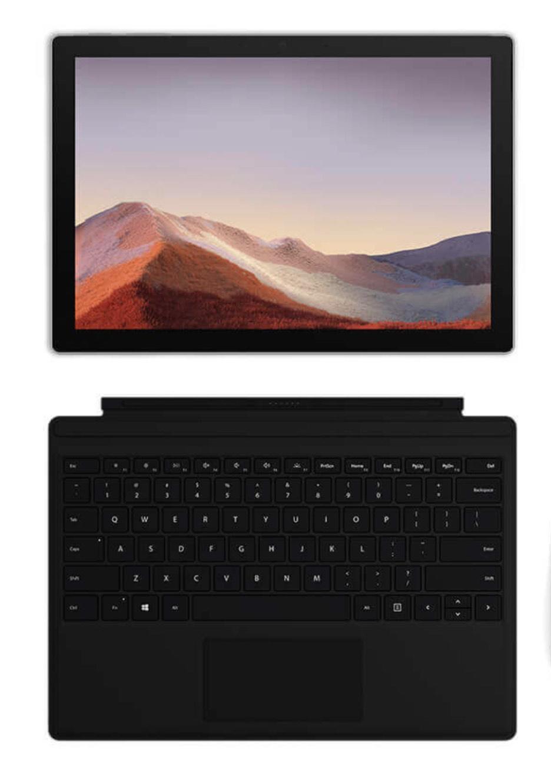Best Buy: Teclado para Surface Pro 7