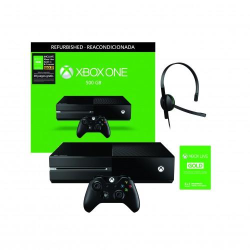 Chedraui Interlomas: Xbox One Refurbished 500GB a $3,995