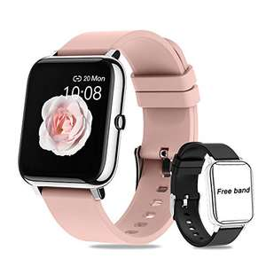 Amazon: Smartwatch Pulsera Inteligente,Salandens Reloj