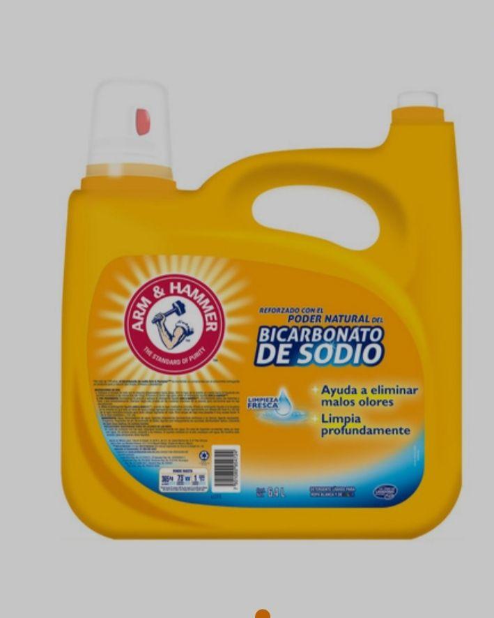 Chedraui: Detergente Líquido Arm & Hammer 6.4L