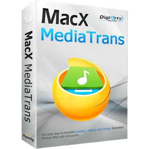 MacX media trans una alternativa a itunes (versión completa de por vida)