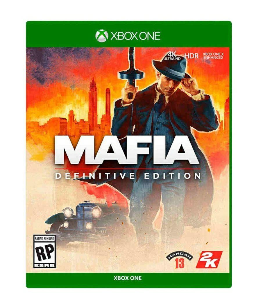 Best Buy: Mafia Definitive Edition xbox