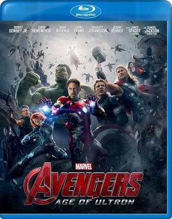 Amazon: Avengers: Era de Ultron en Blu-ray a $149
