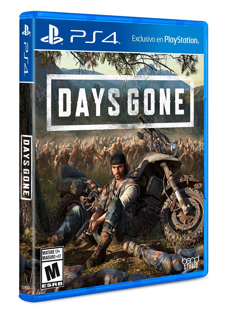 PS4 - Days Gone - Disparos - Terror - Best Buy