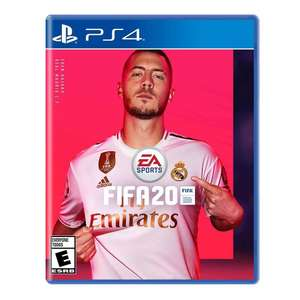 Best Buy: FIFA 20 - Edición estándar - PlayStation 4