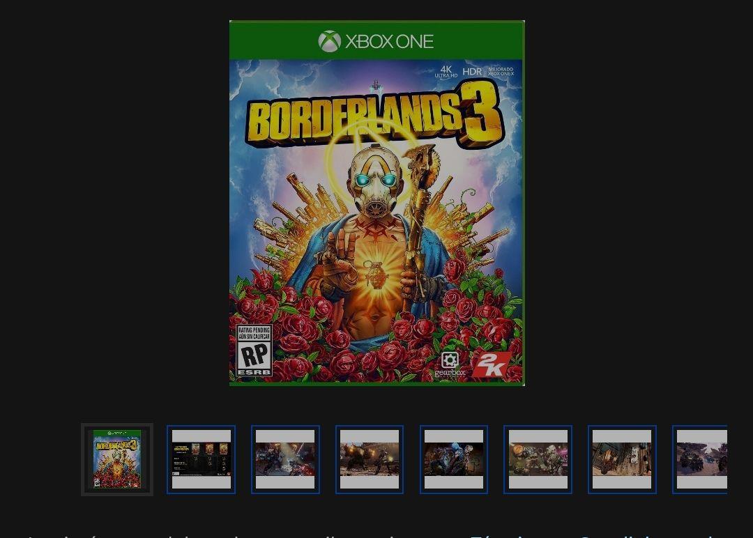 Bestbuy - xbox One - Borderlands 3