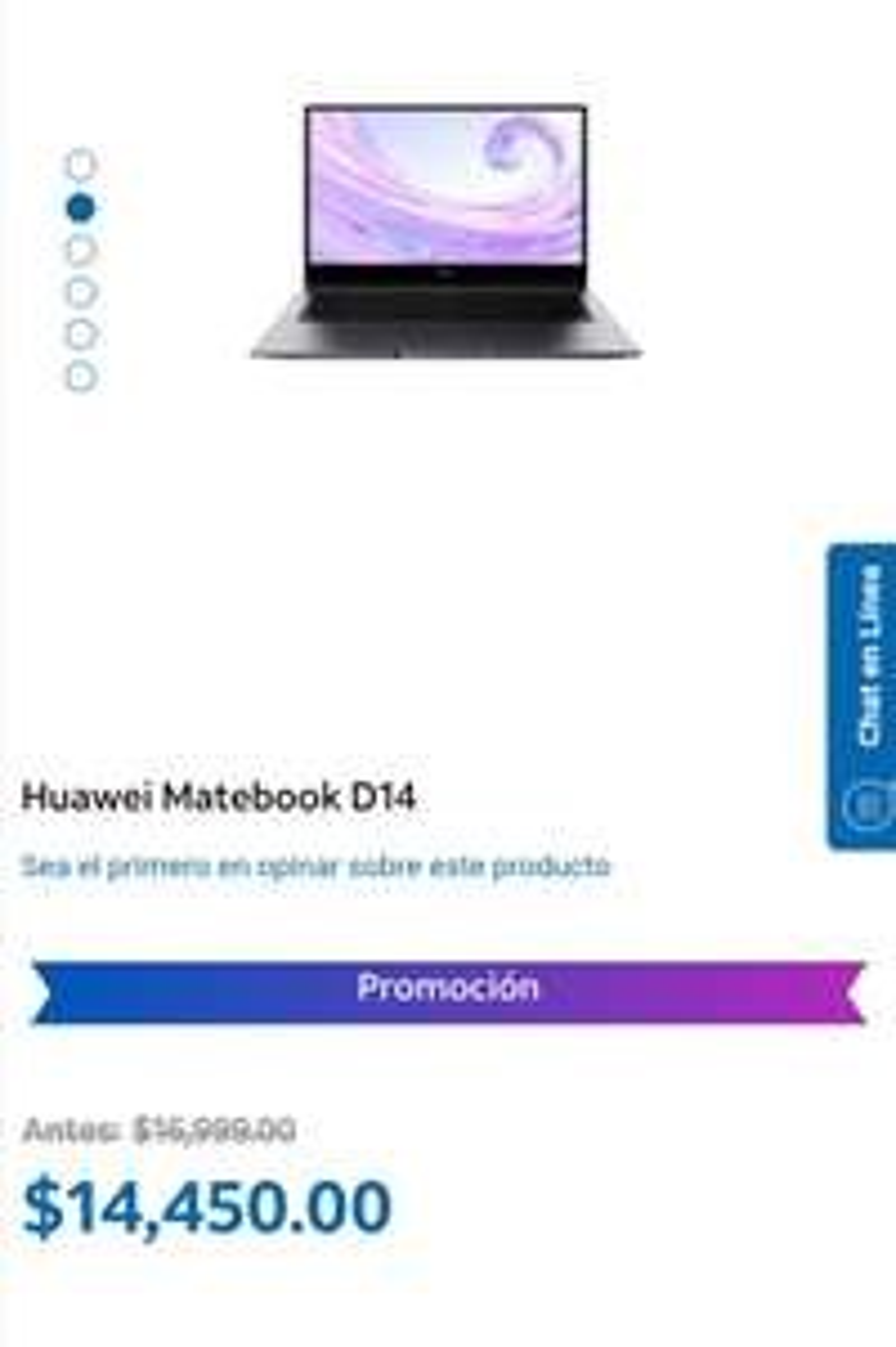 AT&T: Huawei Matebook D14