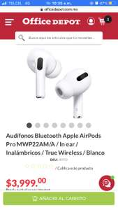 Office Depot Apple AirPods Pro