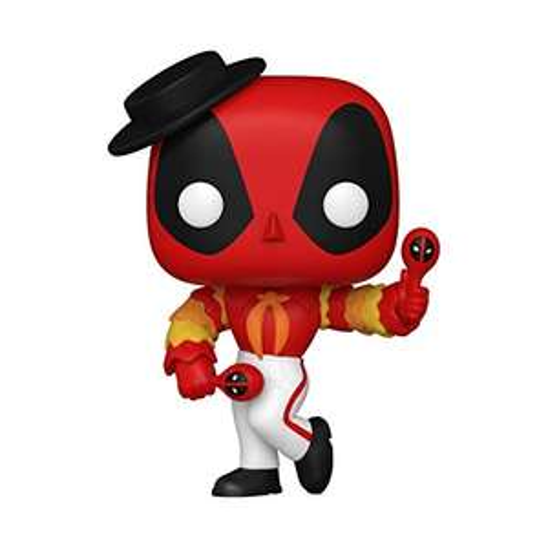 Amazon: RESERVA: Funko Pop! Marvel: Deadpool 30th - Flamenco Deadpool
