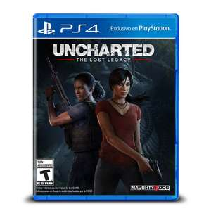 Best Buy: Uncharted: The Lost Legacy - PlayStation 4