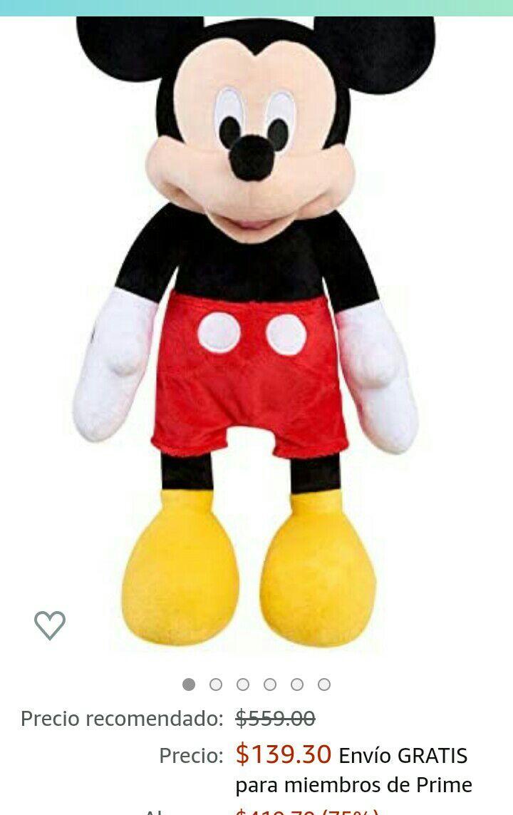 Amazoon: Mickey mouse mediano