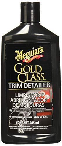 Amazon: Meguiar´s G10810 Limpiador y abrillantador de Moldura, 285 ml