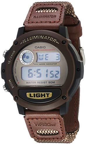 Amazon: Reloj Casio W-89HB-5AVH