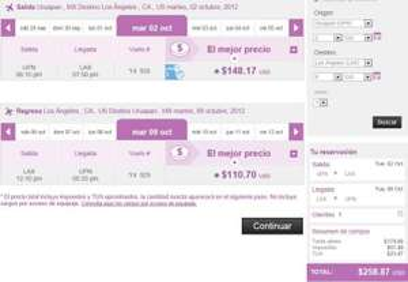 Volaris: nuevas rutas a Estados Unidos $149 dólares o menos