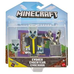 Amazon: Figuras de Acción Minecraft Comic Maker Multipack de Figuras de 8 centímetros