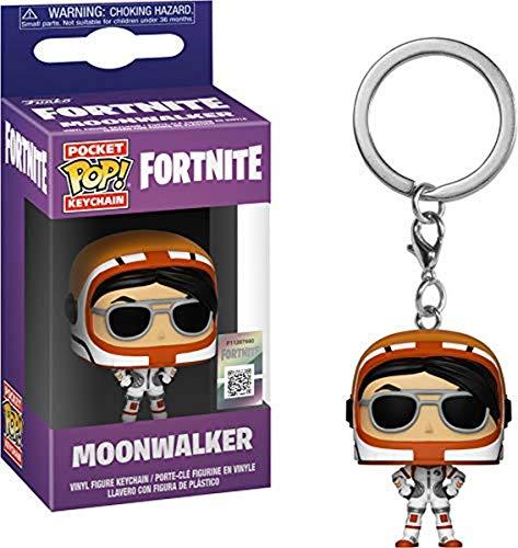 Funko Pop! Keychain: Fortnite - Moonwalker en Amazon