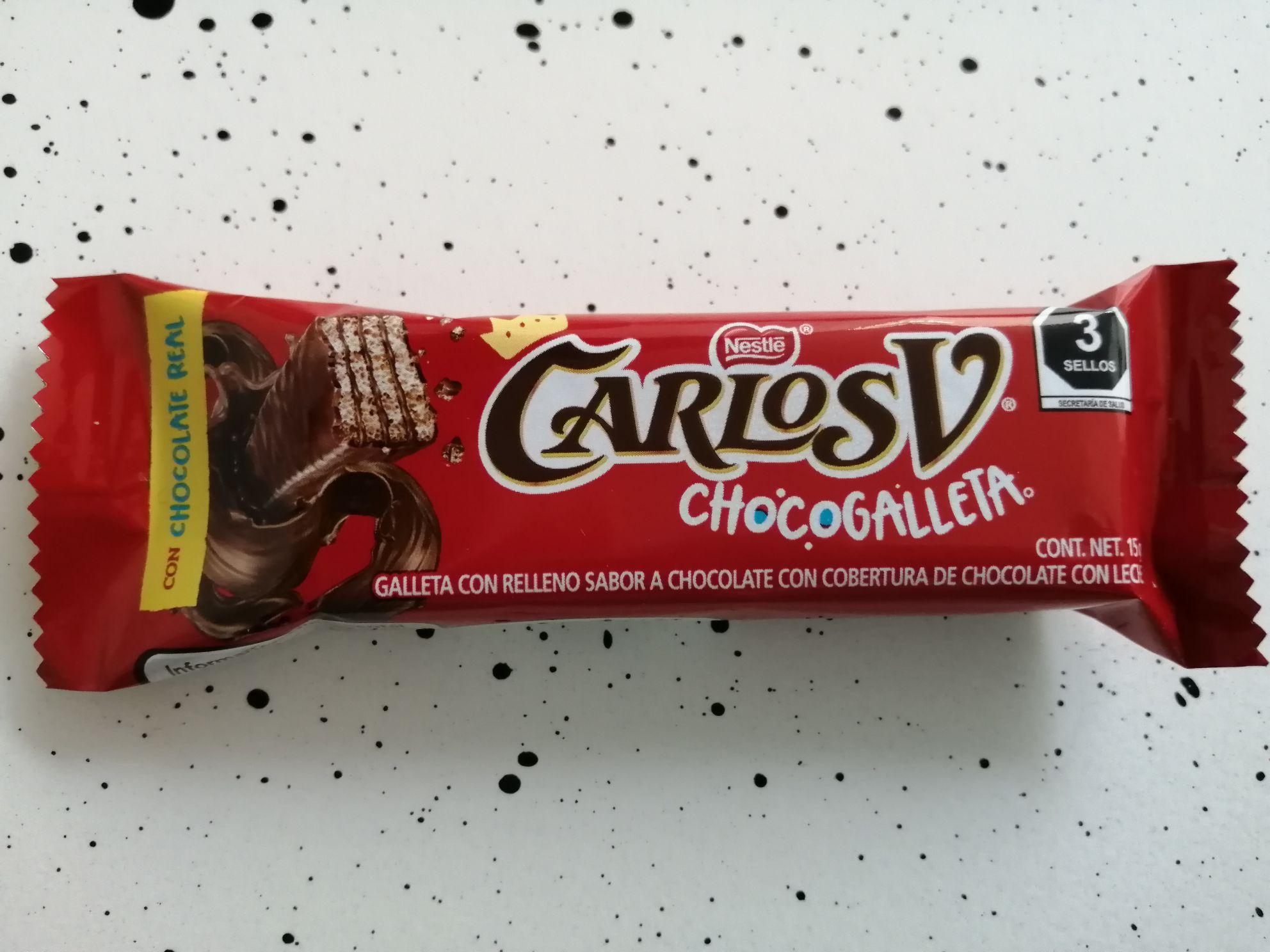 Walmart Aguascalientes: Chocogalleta Carlos V Promonovela