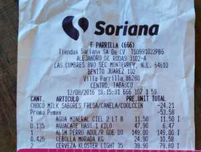 Soriana: 10% descuento a trabajadores de Pemex