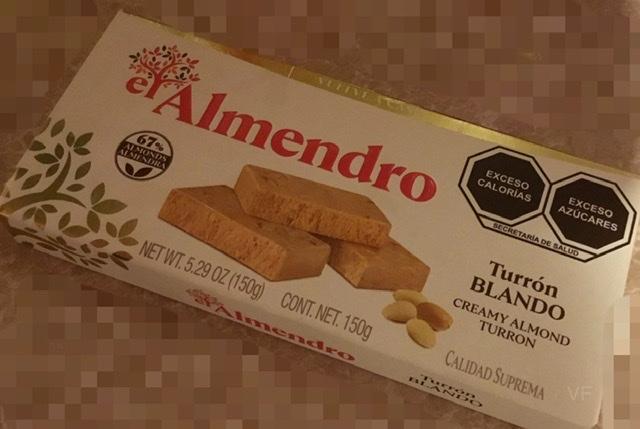 Walmart: Turrón blando marca El Almendro $30