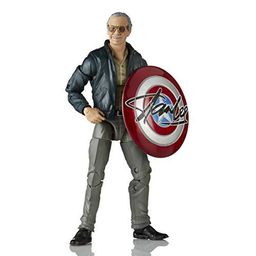 Amazon: Marvel Legends Series Figura de 6 Pulgadas de Stan Lee