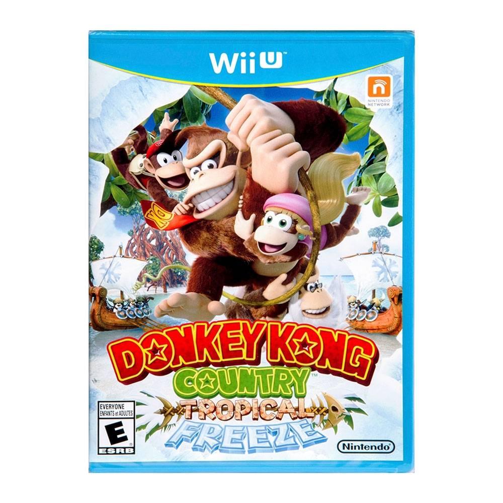 Sam's Club: Donkey Kong Country Tropical Freeze para Wii U en oferta