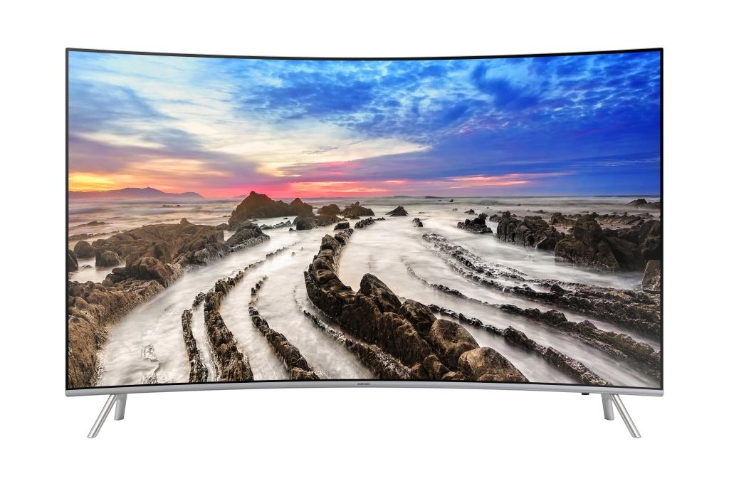"""Best Buy: Samsung 55"""" 4K Curva"""