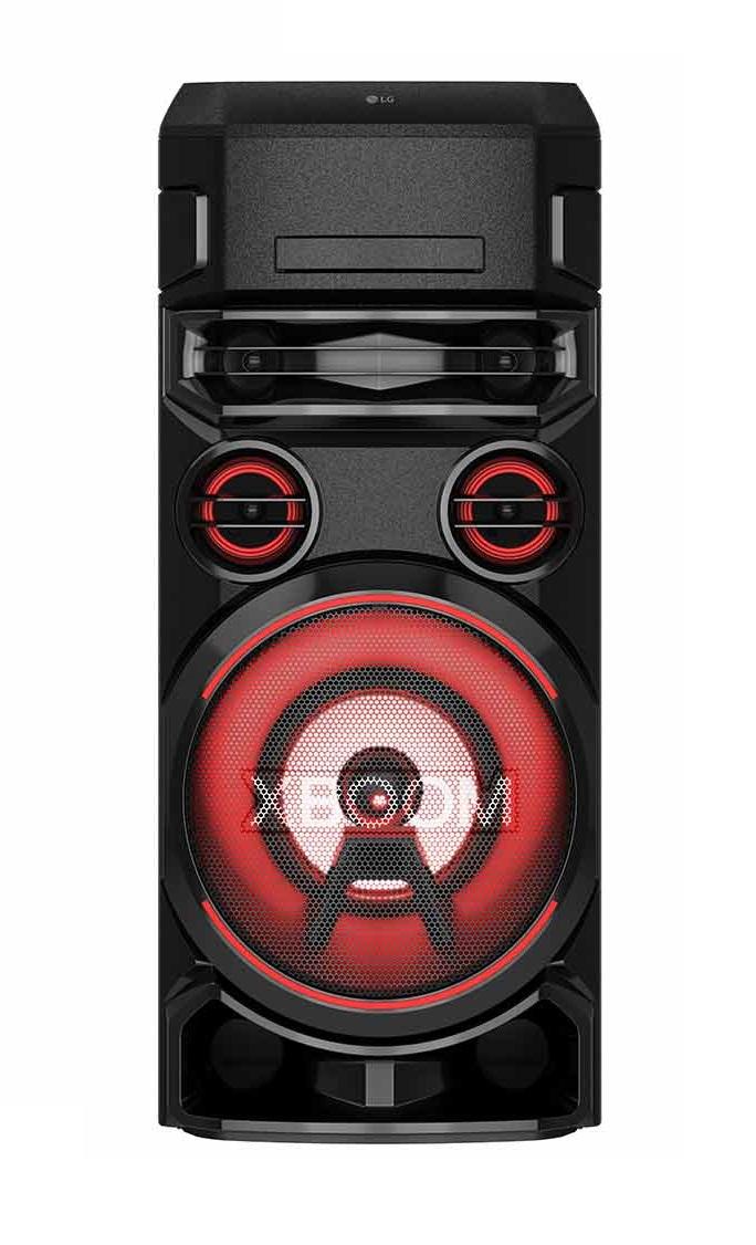Best Buy: LG - Sistema de audio XBOOM ON7 - Negro