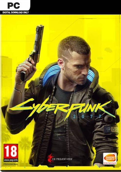 CDKeys: Cyberpunk 2077 para GOG PC