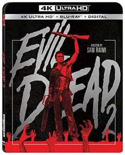 Amazon: Evil Dead 2 4K