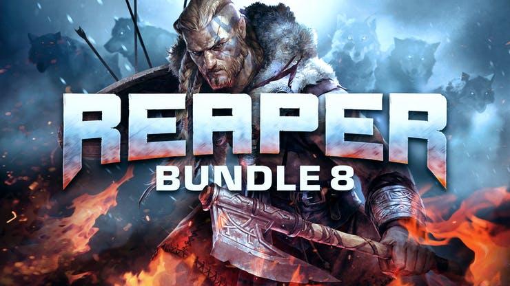 Fanatical [PC]: Reaper Bundle 8: 7 juegos + 1 DLC por 3.99 dólares (para Steam)