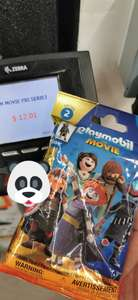 Playmobil the movie figuras. Bodega coloso. 12.01