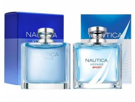 Elektra: Perfumes 2X1 Nautica Voyage + Sport Caballero