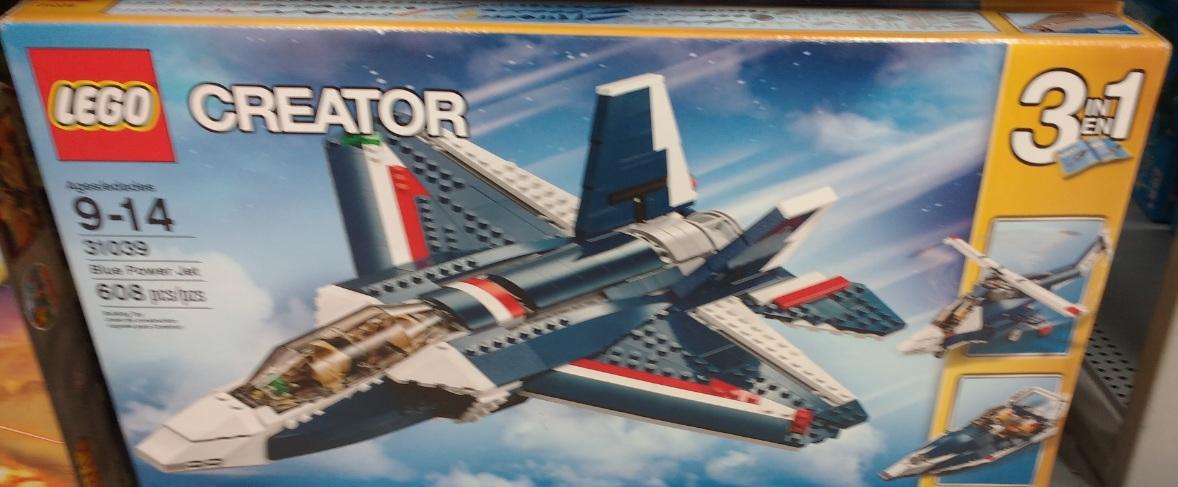 Bodega Aurrerá: LEGO Creator 3 en 1 modelo 31039