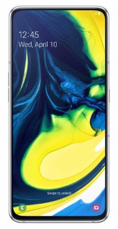 Telcel: Samsung galaxy A80