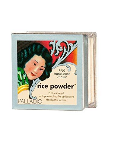 Amazon, Polvo de arroz traslucido, para l@ damit@.