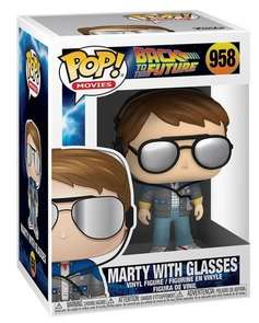 Walmart: Funko - Marty with glasses