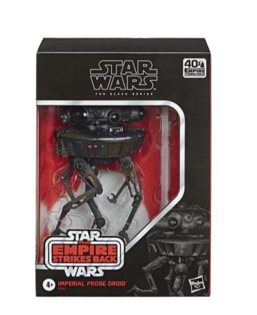 Walmart - Figura Imperial Probe Droid Star Wars a $299
