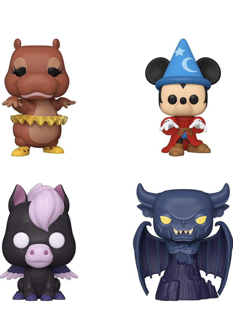 Amazon: Funko Pop Disney Fantasia Collectors Set