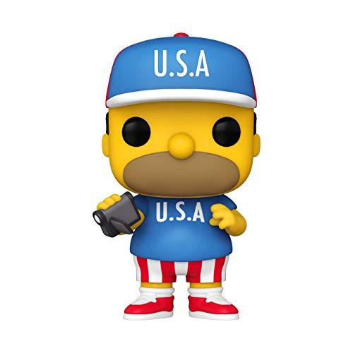 Amazon: Funko Homero Simpson (Preventa)