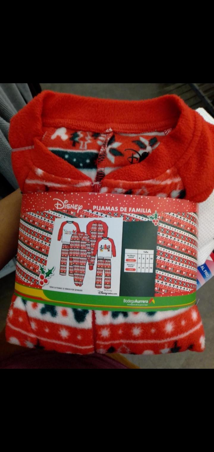 Bodega Aurrera: Pijama mameluco de Disney